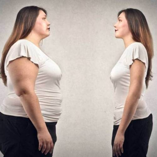 Έχω στόχο να ελέγξω το βάρος μου