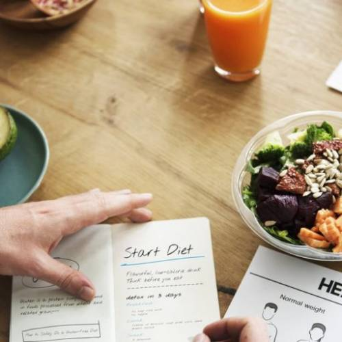 Φροντίζοντας τη διατροφή μας- χωρίς να υπερβάλλουμε